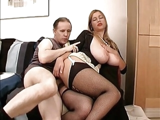 Fetish-Dressed Fuck-Slut with Huge Boobs 2 anal bbw top rated video