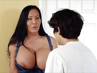 Sybil Stallone Horny Mom mature pornstar hd videos video