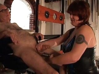 Hottest adult clip Tattoo like in your dreams femdom fetish mature video