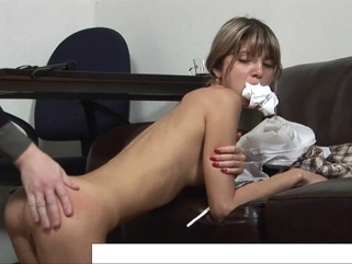 Gina Gerson - Spanking cosplay fetish pornstar video
