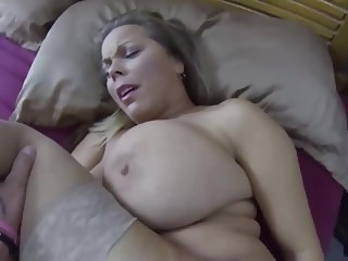 Stepmom & Stepson Affair 61 (Mom I Always Get What I Want) creampie milf old & young video